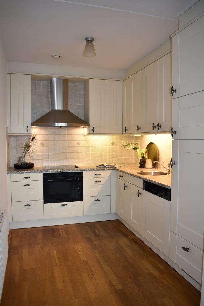 Reeuwijk keuken na Verkoopstyling