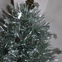 Kerstboom slinger groen met ster