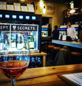 Best kept secrets bij wijncafe Rayleigh & Ramsay