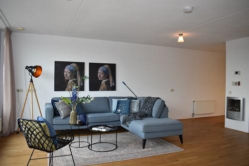 Reeuwijk woonkamer na Verkoopstyling