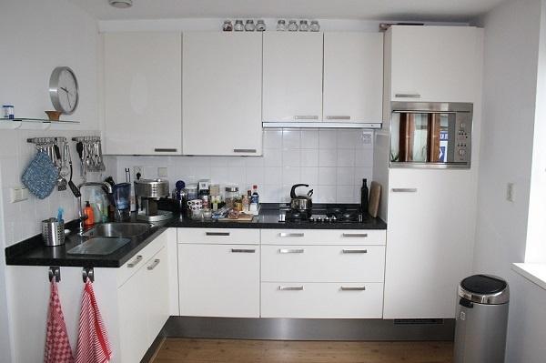 Keuken voor Verkoopstyling