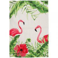 Vloerkleed flamingo